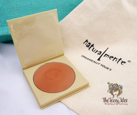 Naturalmente Organic Beauty Bronzer Face Powder Makeup (4)