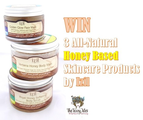 win izil honey products