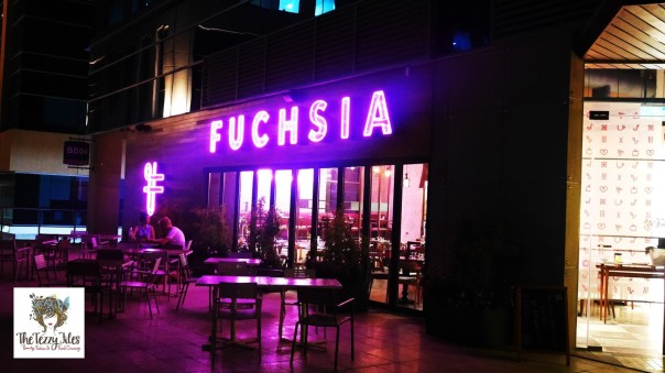 Fuchsia Dubai Thai Restaurant Business Bay Barsha Review by The Tezzy Files Dubai Food Blog Blogger Zomato (1)