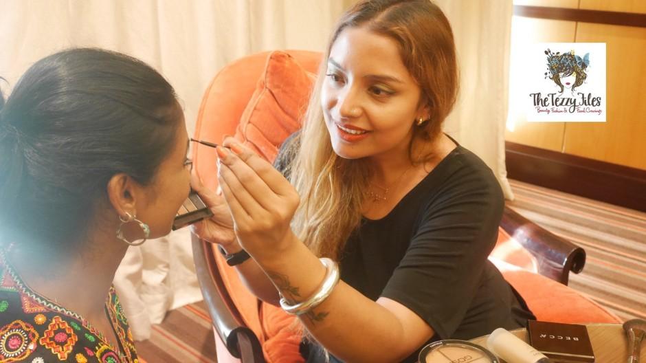 Numaish Festive Fair Citybank Lounge Beauty Talk Makeover Makeup Indian Bridal Makeup Tips Festive Look Dubai Beauty Blogger The Tezzy Files Makeover (2).jpg