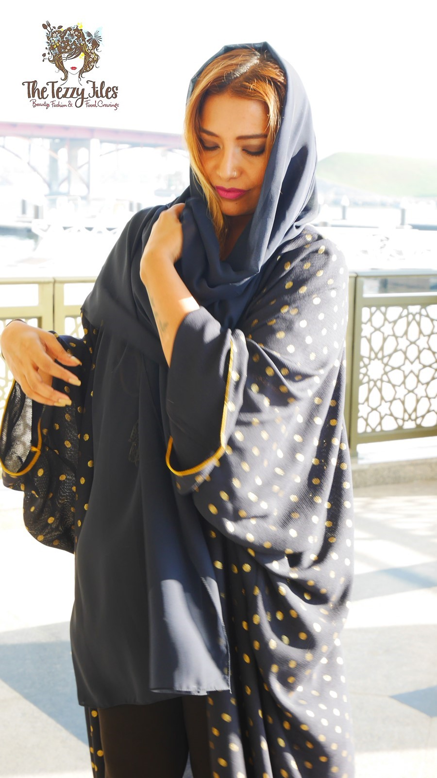 Rocking The Abaya The Tezzy Files