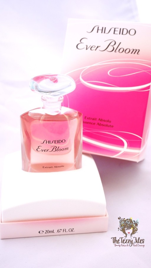 Shiseido Ever Bloom Eau De Parfum fragrance review The Tezzy Files Dubai Beauty Blog UAE Lifestyle Blogger.jpg