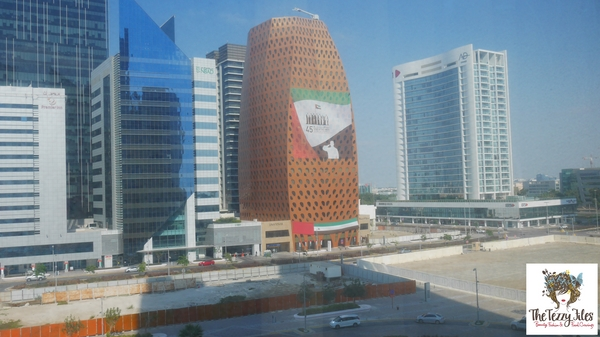 Staycation review Capital Arjaan by Rotana Abu Dhabi hotel motel UAE blog Dubai holiday travel spa food sauna massage bailanese (15).JPG