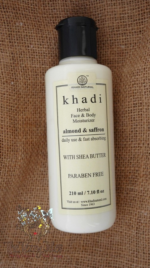 khadi-natural-herbal-face-and-body-moisturizer-review-almond-and-saffron-natural-beauty-blog-the-tezzy-files-skincare-dubai-uae-india-1