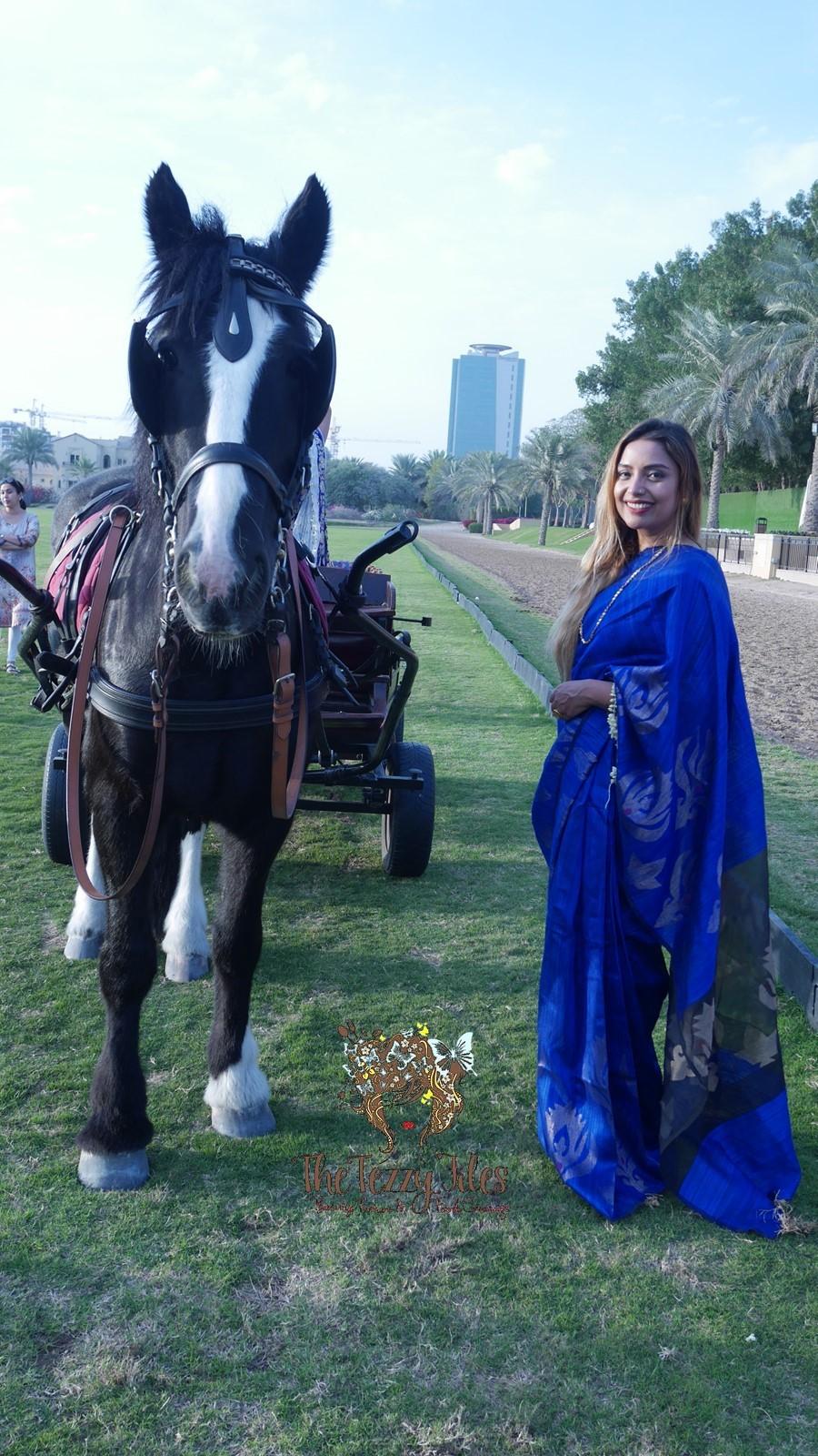 dubai-polo-club-equestrian-club-dubai-weddings-venue-horses-baraati-bloggers-event-sari-saree-indian-blog-dubai-india-uae-wedding-bloggers-lifestyle-blog-uae-1