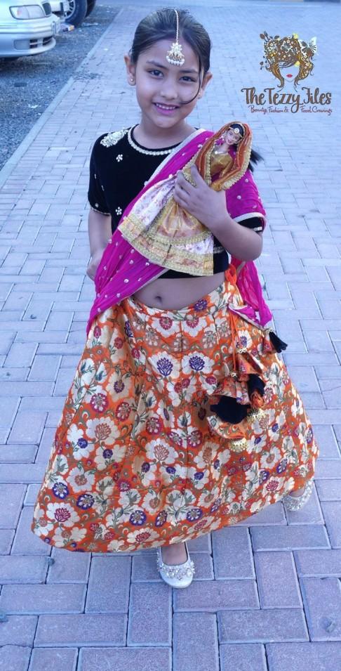 d4d811a23449 Fayon Kids Indian Childrens Fashion Ethnic Lehenga Ghagra Child Mummy Blogger  Indian Blog Fashion Dubai UAE