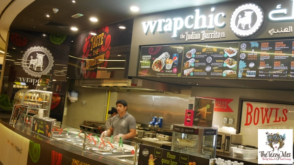 wrapchic-burjuman-bur-dubai-food-review-the-tezzy-files-blog-uae-blogger-indian-mexican-fusion-cuisine-2
