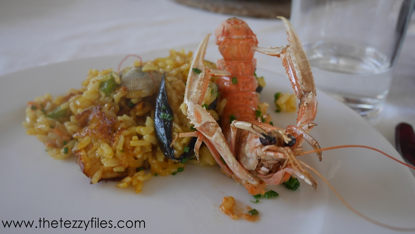El Chiringuito La Familia Brunch Review The Tezzy Files Dubai Food Blog UE Blogger Rixos The Palm Dubai UAE (1)