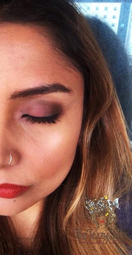 Lime Crime Venus Palette Review Swatches Dubai Beauty Blog UAE Blogger The Tezzy Files Beauty Review Cosmetics Makeup Palette Eye Shadows Sephora Middle East venus palette makeup tutoria