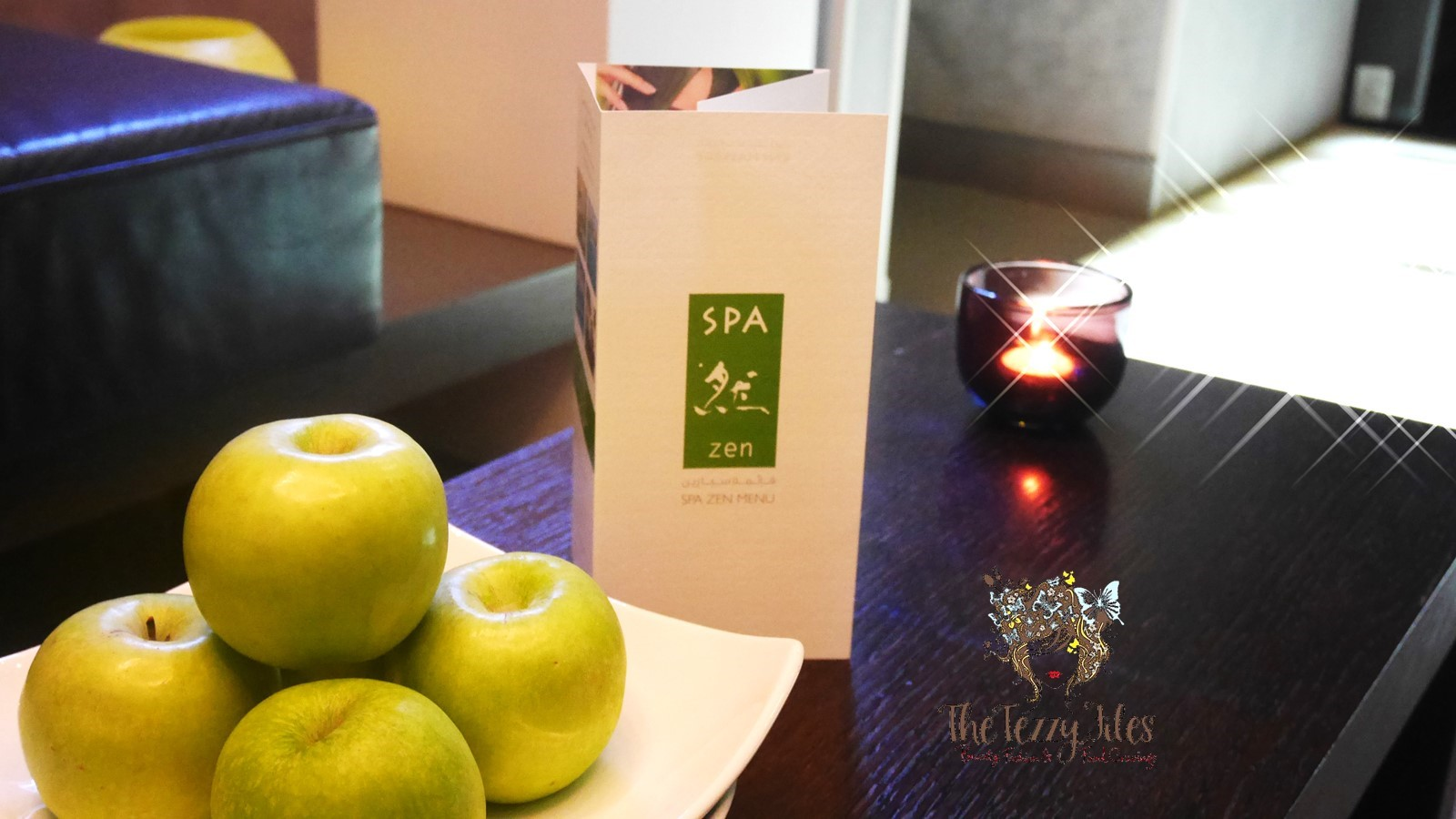 Spa Zen Royal Hammam Ritual Nassima Royal Hotel Dubai Sheikh Zayed Road Review The Tezzy Files Dubai Blog Beauty Lifestyle Blog UAE skincare