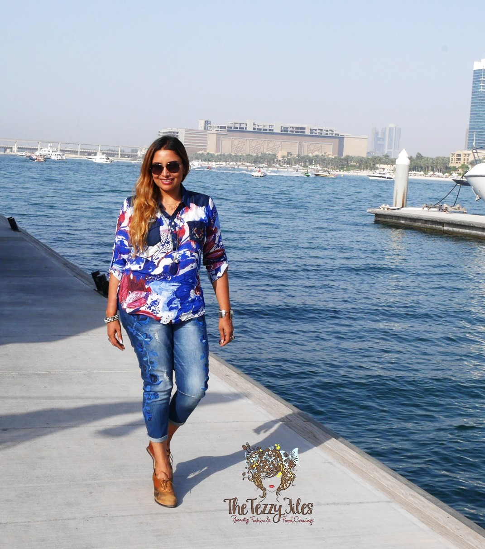 Blue apron uae - Aprons Hammers Dimc Dubai International Marine Yacht Club Food Review Dubai Blog Uae Food Lifestyle Blogger Seafood 1