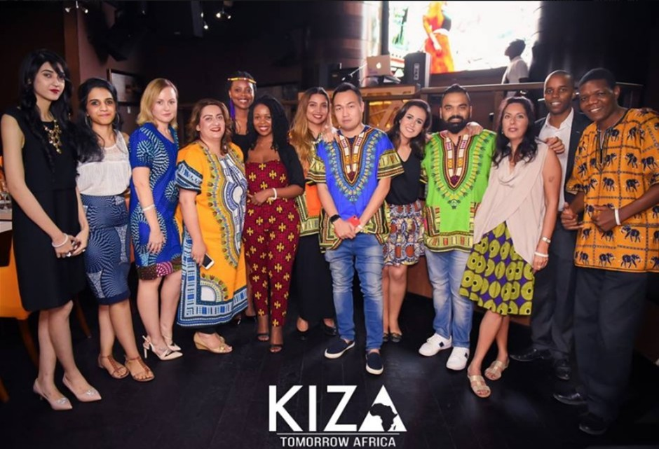 KIZA Dubai DIFC African Fine Dining Review The Tezzy Files Dubai Food Bogger Lifestyle Blog UAE African Fashion Ntombi Couture (1)