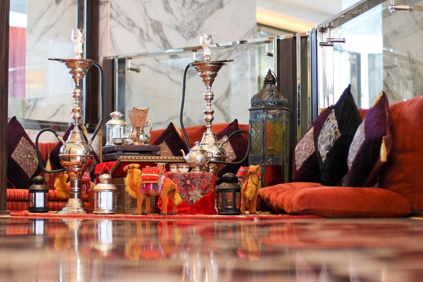 Cavendish Bonnington JLT Iftar Review Buffet Ramadan Ouzi Dessert Dubai Food Blog UAE Blogger (2)