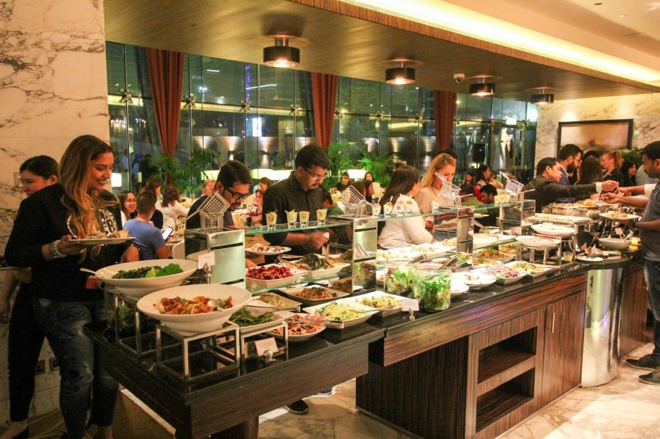 Cavendish Bonnington JLT Iftar Review Buffet Ramadan Ouzi Dessert Dubai Food Blog UAE Blogger (5)