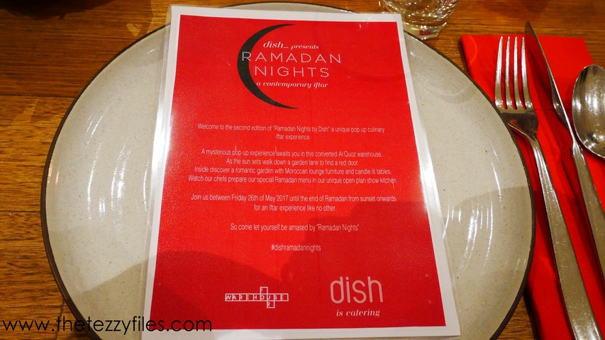 Dish Catering Ramadan Nights Review The Tezzy Files Dubai Food Blogger UAE Blog Lifestyle Ramadan 2017 (3)