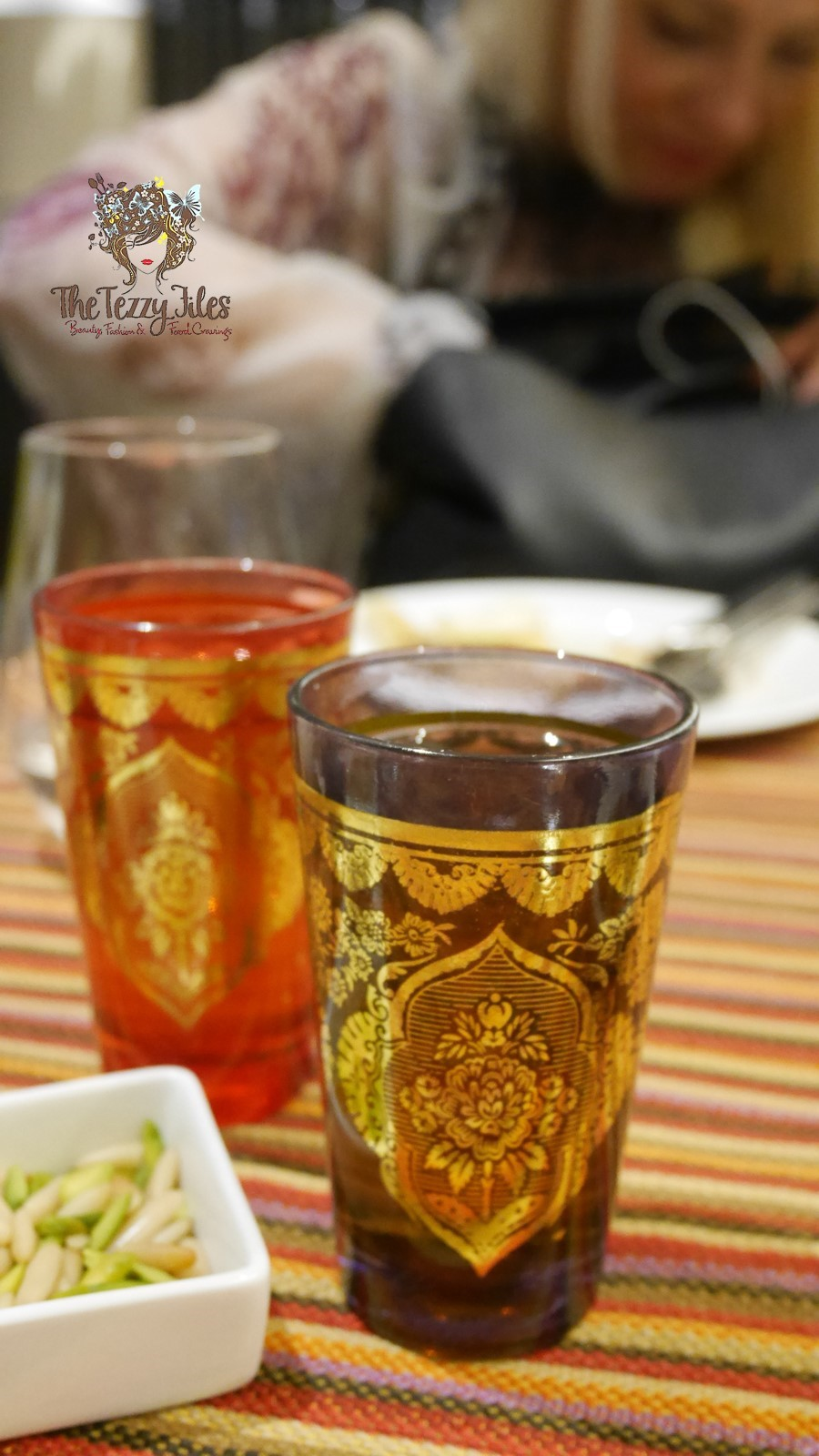 Moroccan tea iftar 2017 pullman deira review chef mama dubai food blogger.jpg
