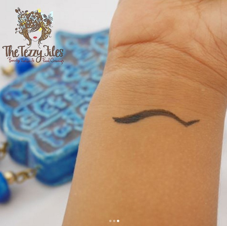 Sephora Stylographic Dramatic Line Full Intense Felt Liner Eyeliner Review Dubai Beauty Blog UAE lifestyle blogger The Tezzy Files Sephora Middle East (2)