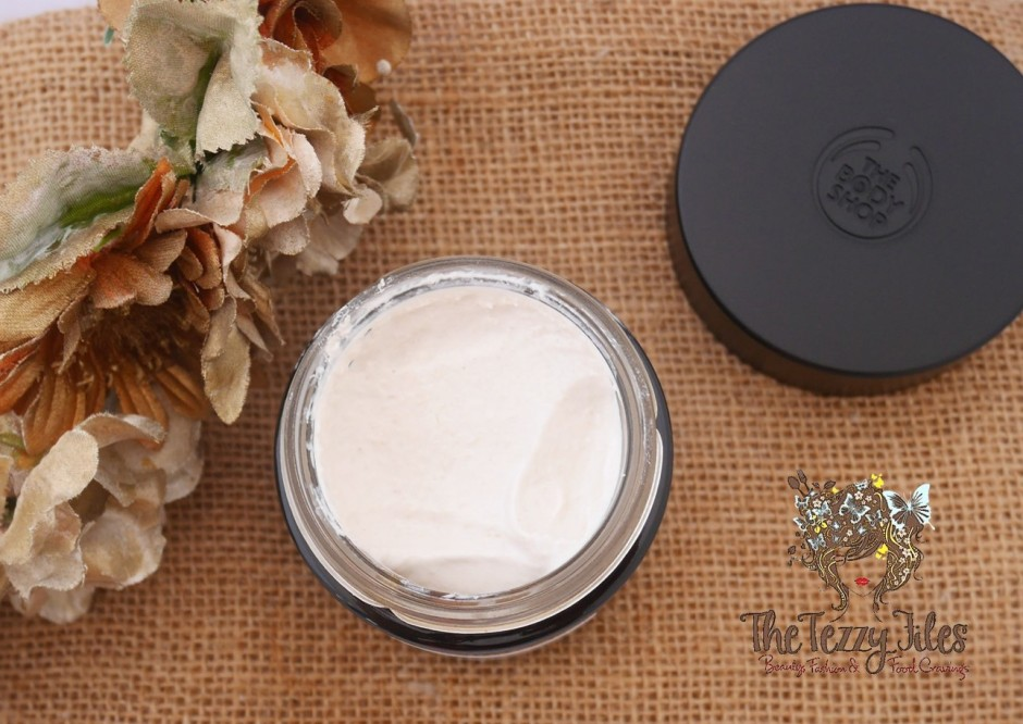 The Body Shop Chinese Ginseng and Rice Face Scrub Mask Review (1)