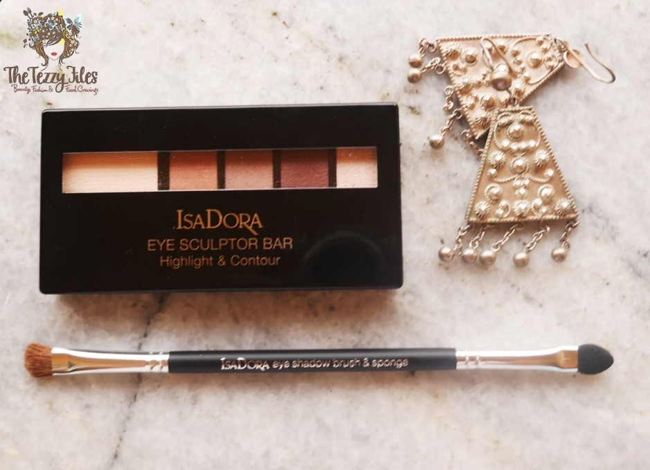 IsaDora Eye Sculptor Bar Makeup Review Dubai Beauty Blog UAE Blogger (3)