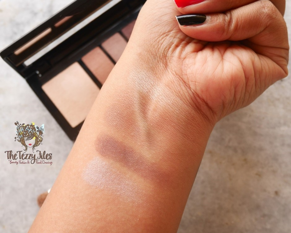 IsaDora Eye Sculptor Bar Swatches Makeup Review Dubai Beauty Blog UAE Blogger (4)