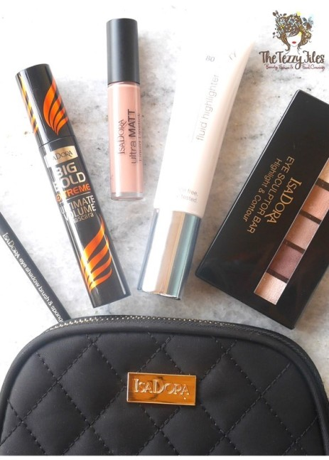 IsaDora Makeup Review Dubai Beauty Blog UAE Blogger (7)