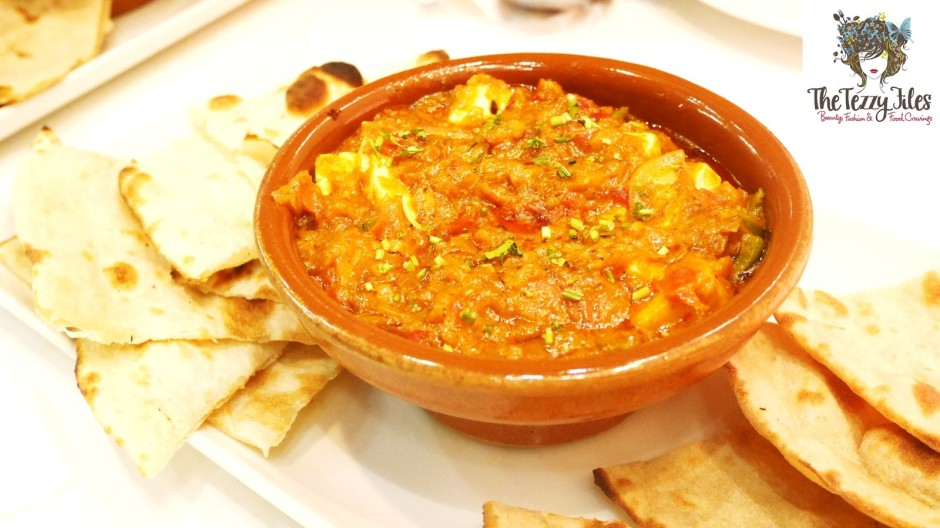 Masala Pot Dubai Bay Square Review Dubai Food Blog UAE Lifestyle Blogger Biryani Gulab Jamun Butter Chicken Paan Lemonade (5)