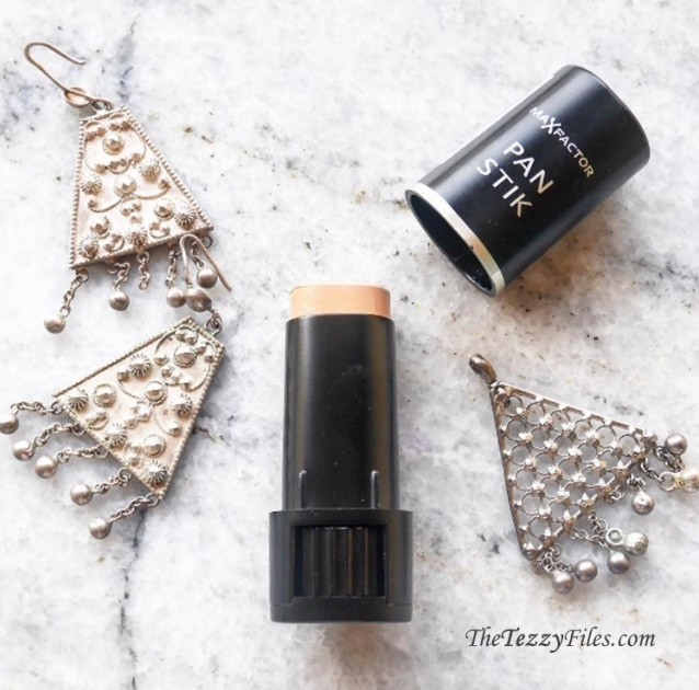 Max Factor Pan Stik Foundation Review Dubai Beauty Blog UAE Lifestyle Blogger Makeup