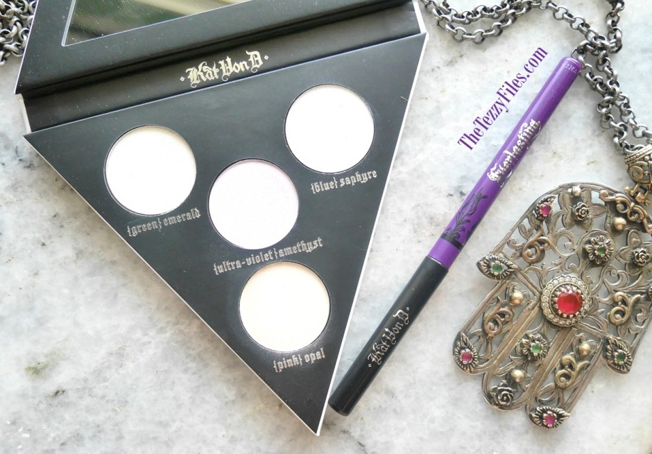 Kat Von D Alchemist Holographic Palette Review Dubai Beauty Blog Sephora Middle East The Tezzy Files UAE Blogger Swatches (4)