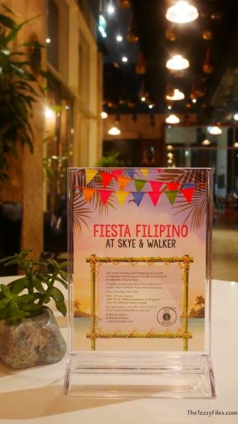 Skye and Walker Deira Fiesta Filipino review Dubai Food Blog UAE Blogger (7)
