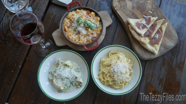Trattoria Toscana Souk Madinat Jumeirah Dubai UAE Review Food Blog Blogger The Tezzy Files (3)