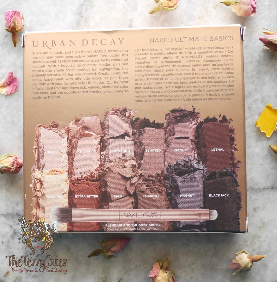 Urban Decay Naked Ultimate Basics Palette Review Dubai Beauty Blog UAE Blogger Eye Shadow Makeup Tutorial Review (2)