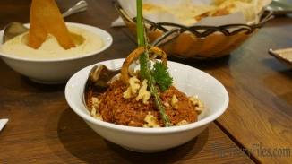 Ard Zaytoon Jumeirah Beach Road Dubai Turkish Restaurant Review Food Blog UAE Lifestyle Blogger Rack of Lamb Cold Mezze Adana Kebab Baklava (10)