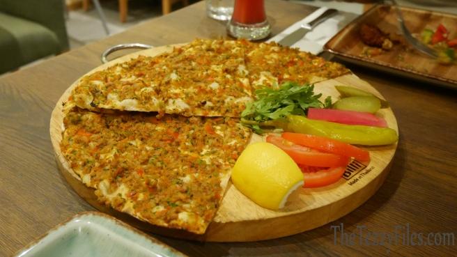 Ard Zaytoon Jumeirah Beach Road Dubai Turkish Restaurant Review Food Blog UAE Lifestyle Blogger Rack of Lamb Cold Mezze Adana Kebab Baklava (11)