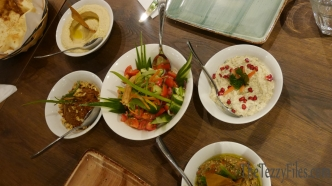 Ard Zaytoon Jumeirah Beach Road Dubai Turkish Restaurant Review Food Blog UAE Lifestyle Blogger Rack of Lamb Cold Mezze Adana Kebab Baklava (6)
