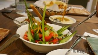 Ard Zaytoon Jumeirah Beach Road Dubai Turkish Restaurant Review Food Blog UAE Lifestyle Blogger Rack of Lamb Cold Mezze Adana Kebab Baklava (7)
