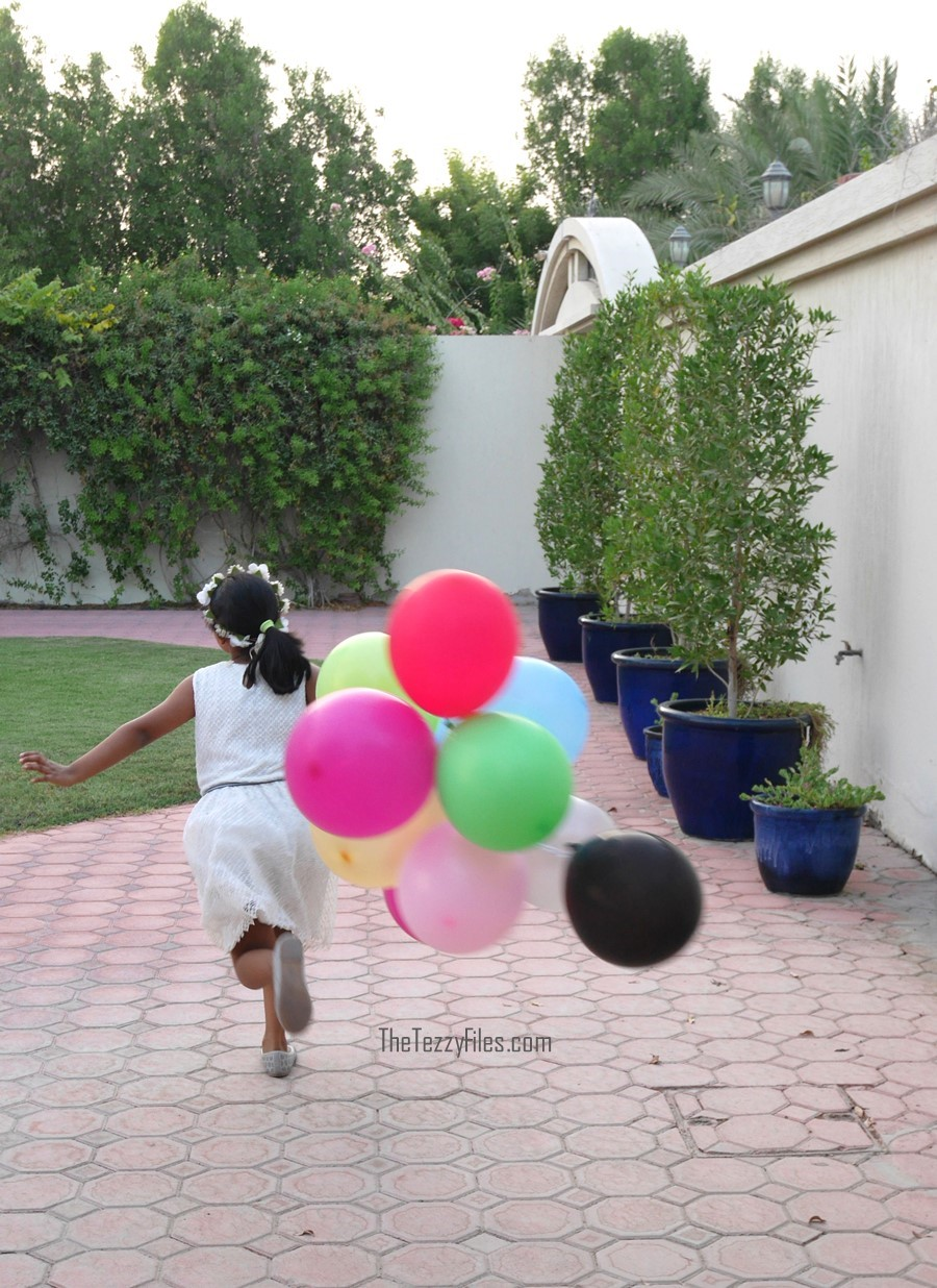 Balloonee Brothers Gas Helium Balloon Kit DIY Party Birthday Child Blogger UAE Dubai The Tezzy Files (10)
