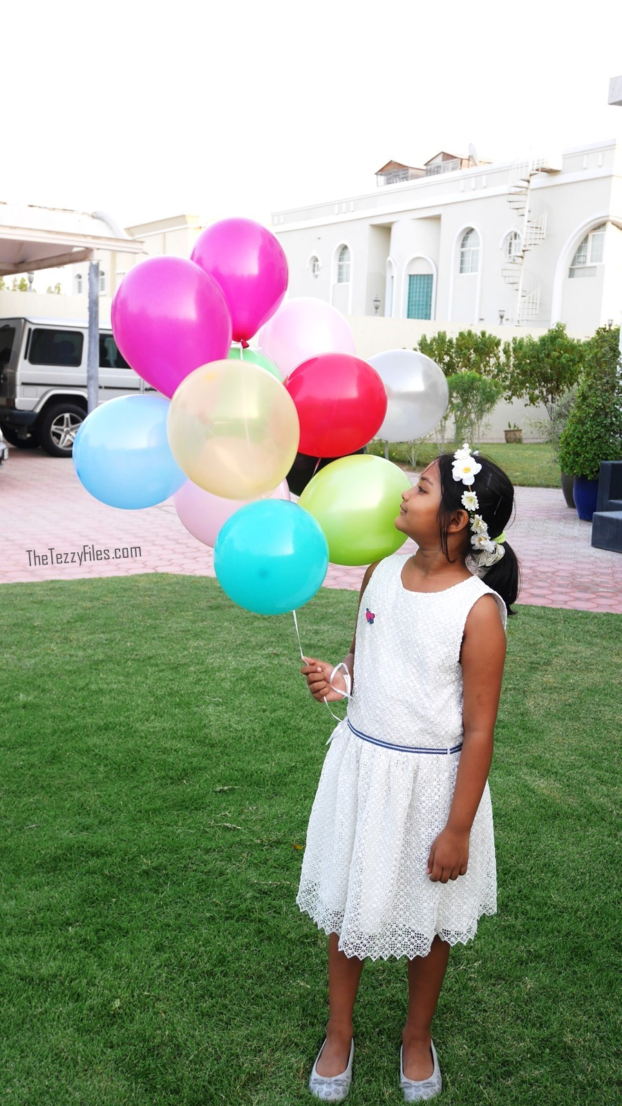 Balloonee Brothers Gas Helium Balloon Kit DIY Party Birthday Child Blogger UAE Dubai The Tezzy Files (2)