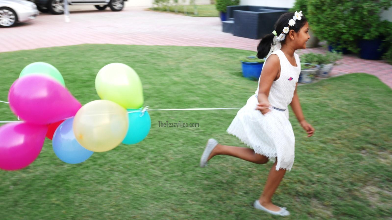 Balloonee Brothers Gas Helium Balloon Kit DIY Party Birthday Child Blogger UAE Dubai The Tezzy Files (8)