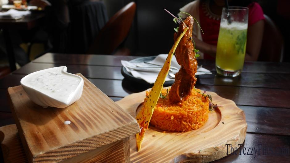 Farzi Cafe CityWalk Dubai Lunch Menu Review UAE Food Blogger Lifestyle Blog The Tezzy Files Indian Cuisine (15)