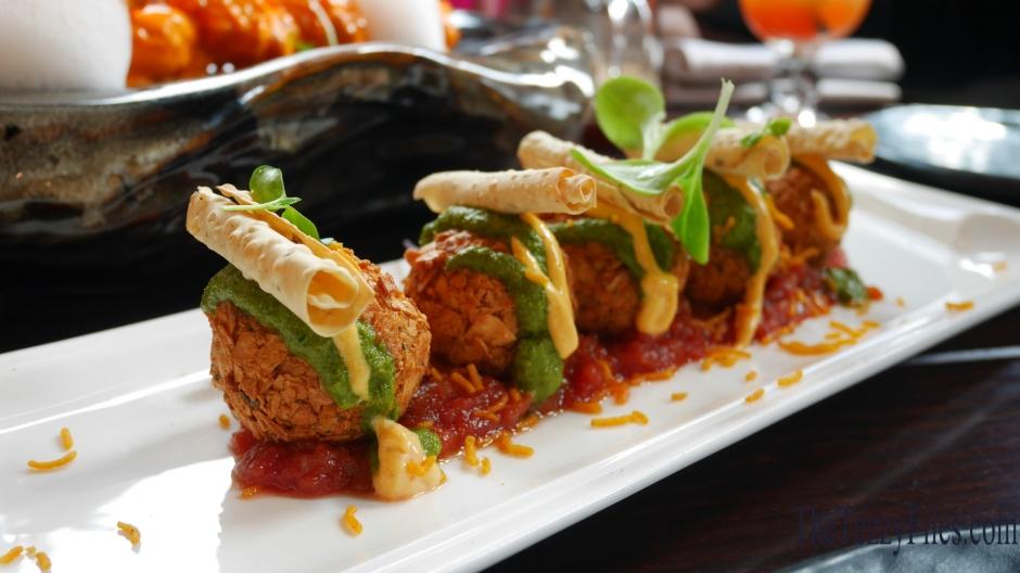 Farzi Cafe CityWalk Dubai Lunch Menu Review UAE Food Blogger Lifestyle Blog The Tezzy Files Indian Cuisine (8)