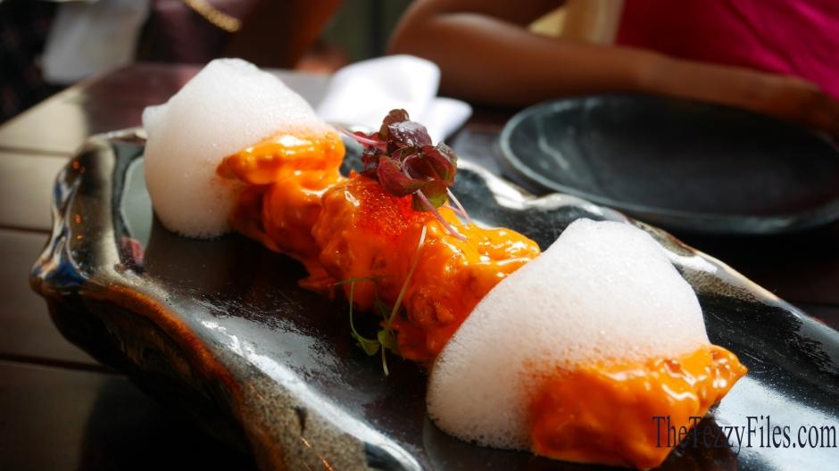Farzi Cafe CityWalk Dubai Lunch Menu Review UAE Food Blogger Lifestyle Blog The Tezzy Files Indian Cuisine (9)