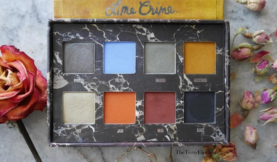 Lime Crime Venus 2 Eye Shadow Review Swatches Bashara Care UAE Dubai Beauty Blog UAE Blogger