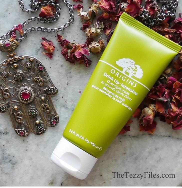 Origins Drink Up Intensive Overnight Mask review Sephora Middle East Fall 2017 launch UAE Beauty Blogger The Tezzy Files Blog