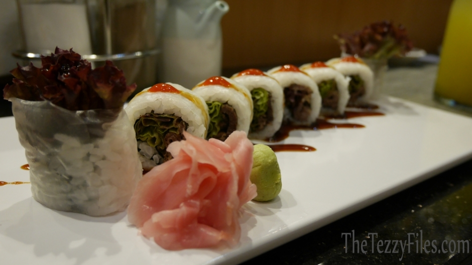 Sushi Cafe Express Media City Dubai Review Japanese Restaurant UAE Food Blog Lifestyle Blogger (2)