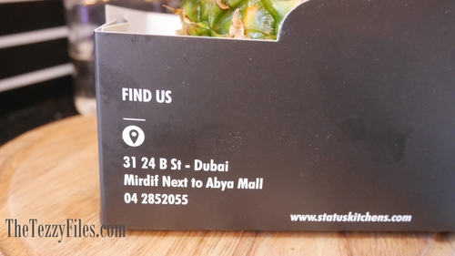 Status Kitchen Mirdif Dubai UAE review monster shake charcoal pancake mocktails food blog uae lifestyle blogger chocaholic (11)