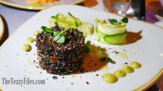 Table 9 Hilton Dubai Creek Gordon Ramsey UAE Review Food Blog The Tezzy Files (10)