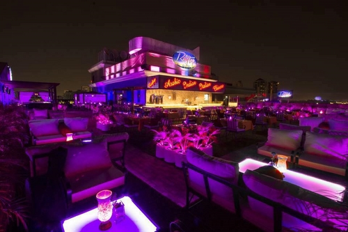 The Rooftop Lounge and Dining Royal Ascot Hotel Bur Dubai review Season 5 2017 Dubai food blog lifestyle blog The Tezzy Files UAE writer (6)