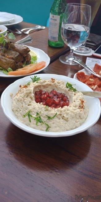 Al Mayass Sofitel Dubai Downtown Authentic Lebanese Armenian Restaurant Food Review Cuisine Dubai Food Critic Blogger UAE (4)