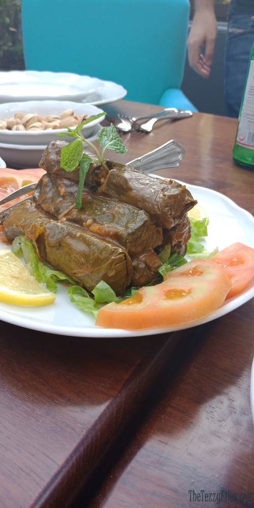 An authentic lebanese and armenian brunch at al mayass for Authentic lebanese cuisine