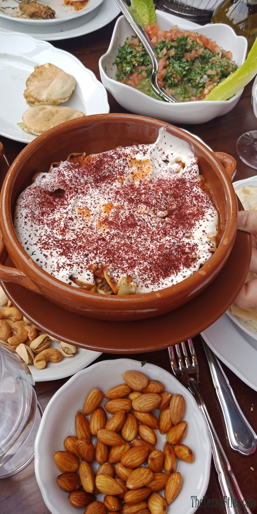 Al Mayass Sofitel Dubai Downtown Authentic Lebanese Armenian Restaurant Food Review Cuisine Dubai Food Critic Blogger UAE (9)